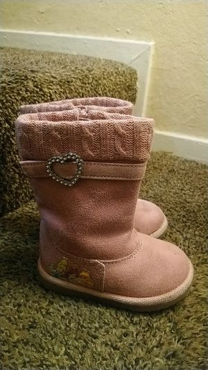 Girls boots size 5 for Sale in Mission Viejo, CA