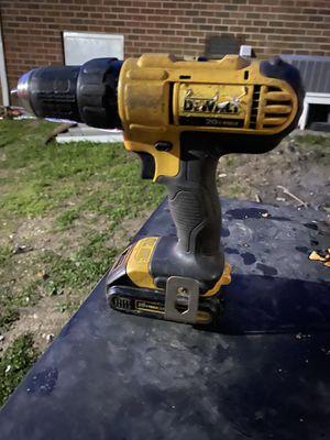Dewalt drill for Sale in Nashville, TN