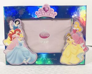 Disney Princess Photo Picture 4X6 Frame for Sale in Central Falls, RI