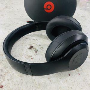 Apple Beats by Dr Dre Studio 3 Wireless Headphones Matte Black for Sale in Los Angeles, CA