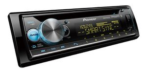PIONEER DEH-S6100BS CD Receiver with Smart Sync App Compatibility/MIXTRAX/Built-in Bluetooth/SiriusXM-Ready for Sale in Torrance, CA