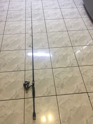 Fishing rod and shimano Sienna 1000Fe fishing reel $60 for Sale in Huntington Beach, CA