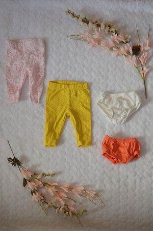 Newborn Pants and Diaper Covers #1,#2,#3,#4 for Sale in Victorville, CA