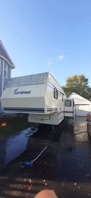 2000 fifth wheel trailer for Sale in Nottingham, MD