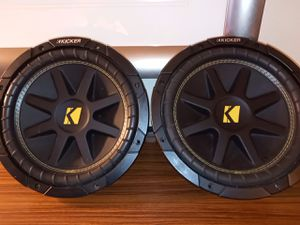Kicker comps for Sale in Seattle, WA