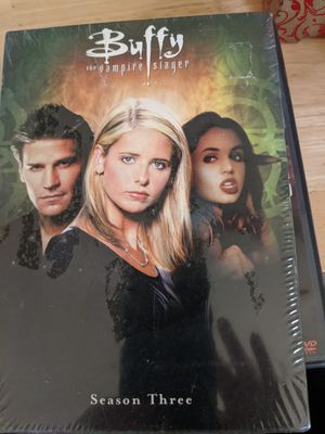 Buffy vampire Slayer...season 3 for Sale in Roxana, IL