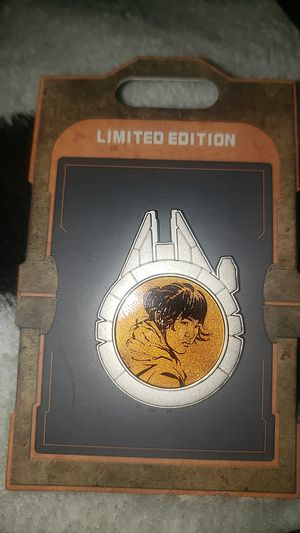 Limited Edition Star Wars Pin for Sale in Anaheim, CA