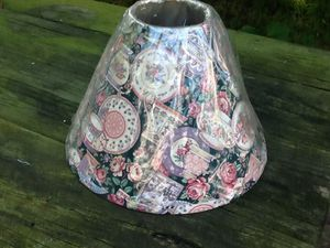 Cute Teacup Lamp shade for Sale in Cleveland, OH