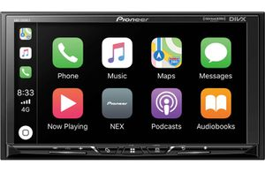 PIONEER DMH-1500NEX APPLE CARPLAY ANDROID AUTO BLUETOOTH STEREO NEW for Sale in San Diego, CA