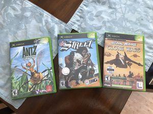 3 Xbox Games for Sale in Chula Vista, CA