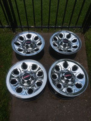 Gmc rims for Sale in Fort Worth, TX