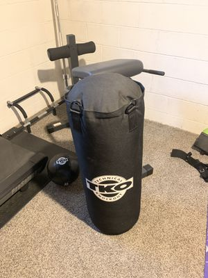 TKO Punching Bag for Sale in Erie, PA