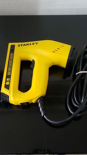 Stanley Stapler/Nail Gun for Sale in Modesto, CA