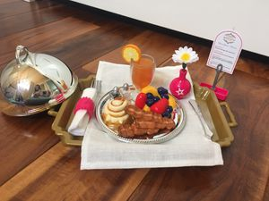 American Girl Doll Grand Hotel Food Service Set for Sale in Kirkland, WA