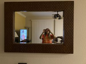 Large wall mirror for Sale in Boulder City, NV