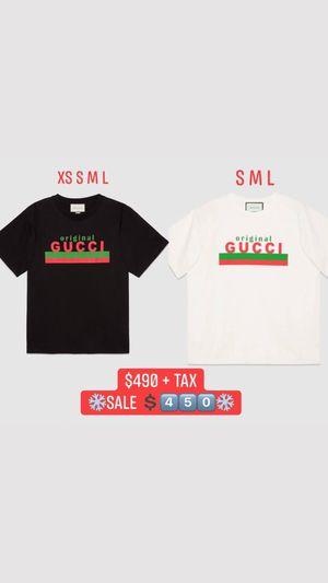 Men's Gucci Original T-shirt for Sale in Fresno, CA