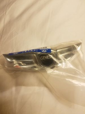 Genuine Genesis Hyundai Emblem KDM Brand New Drift for Sale in Sacramento, CA