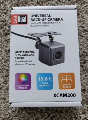 Universal Backup camera for car for Sale in Morrisville, NC