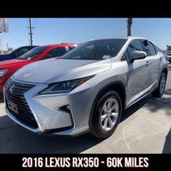 2016 Lexus RX350 for Sale in Las Vegas,  NV