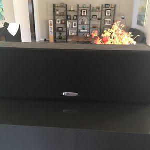 Polk CS10 Center Channel Speaker for Sale in Carefree, AZ