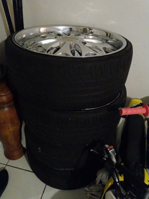 24 inch dub floaters for Sale in West Park, FL
