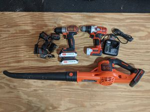 Black and Decker tools for Sale in Foley, AL