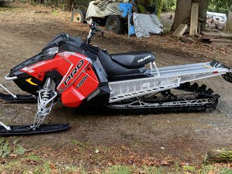 "2018 pro rmk 800 axys 163"" pro rmk 800 axys for Sale in North Bend,  WA"