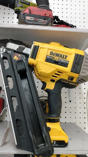 DeWalt framing nail gun for Sale in Houston, TX