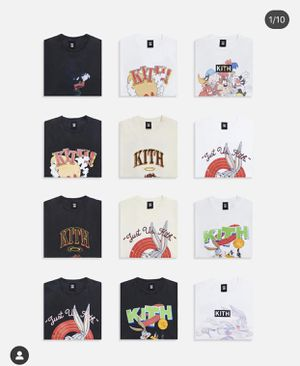 Kith x Looney Toons (PRE ORDER) for Sale in Los Angeles, CA