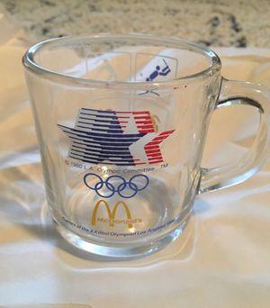 1984 olympics McDonalds glass mug for Sale in Edmonds, WA