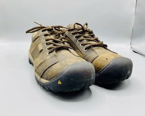 Keen Men's 9.5 Waterproof Shoes for Sale in Sanford, ME