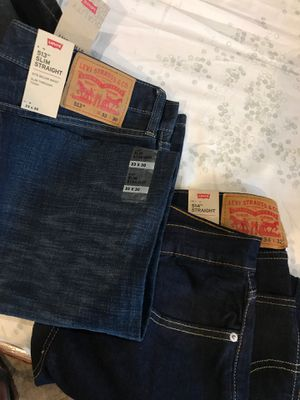 Levi's for men for Sale in San Jose, CA