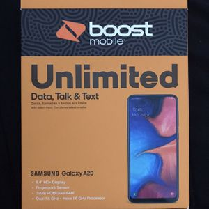 Cell Phone Samsung galaxy A20 for Sale in Las Vegas, NV