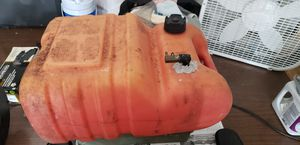 6 gallon attwood plastic fuel tank for Sale in New Franklin, OH