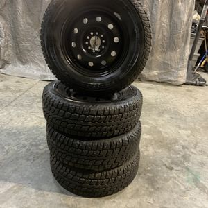 Studded Tires On Wheels for Sale in Snohomish, WA