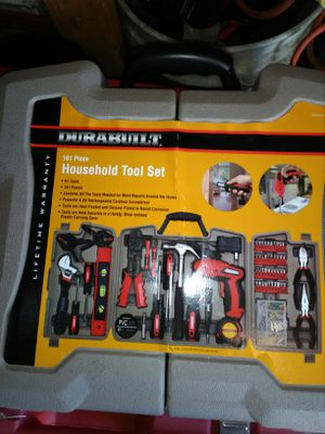 Durabuilt 161 pieces home tool set. New for Sale in Melbourne, FL