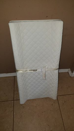 Changing table pad for Sale in Fresno, CA