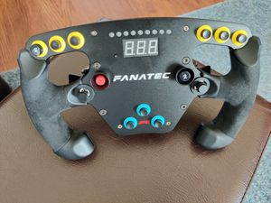 Fanatec F1 wheel for Sale in Virginia Beach, VA