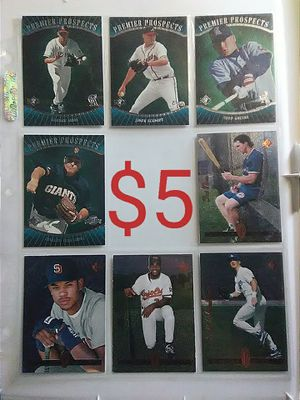BASEBALL CARDS for Sale in Temple City, CA