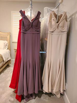 Dalmara wedding event dress for Sale in Wildomar, CA