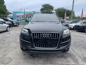 2012 AUDI Q7 for Sale in Hollywood, FL