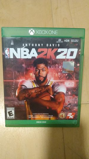 NBA 2K20 , XBOX ONE , for Sale in Portland, OR