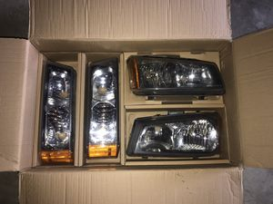 Silverado headlights for Sale in Salinas, CA