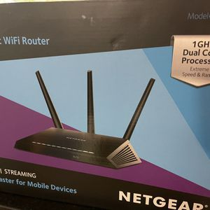 Netgear Nighthawk WiFi Router (R7000) - AC1900 for Sale in Maple Valley, WA