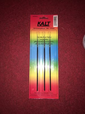 Kalt Retouching Brushes for Sale in Hallstead, PA