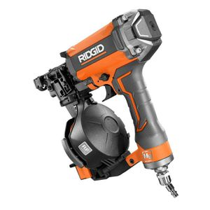 USED RIDGID - R175RNF 15-Degree 1-3/4 in. Coil Roofing Nailer | for Sale in Aurora, CO