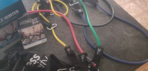 Resistance Band Set for Sale in Austin, TX