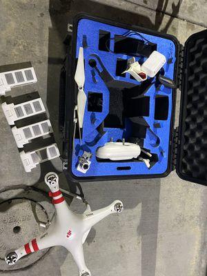 GoProfessional DJI Phantom custom hard case for Sale in Oceanside, CA