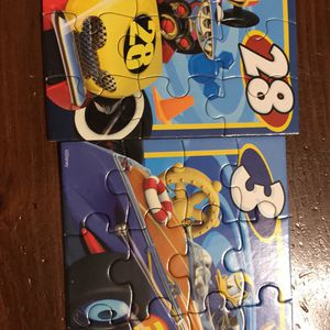 Mickey Mouse & The Roadster Racers Puzzle for Sale in Hudson, IL