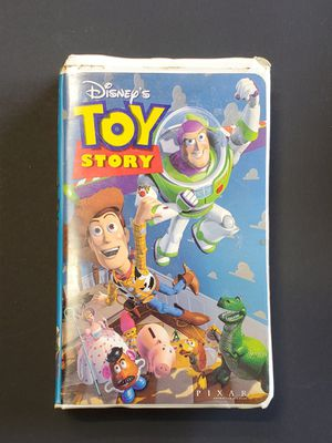 Disney Toy Story VHS for Sale in Greer, SC